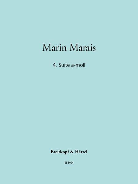 Suite No. 4 in A minor