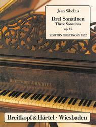 3 Sonatinas Op. 67