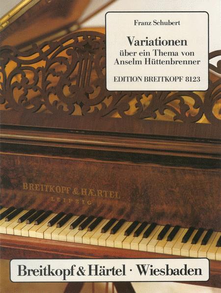 13 Huttenbrenner-Variat. D 576