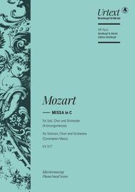 Missa in C KV 317 (Kronungsmesse)
