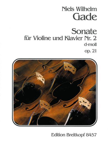 Sonate, Nr. 2 d-moll op. 21
