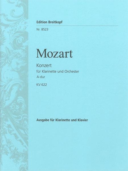 Klarinettenkonzert A-dur KV622