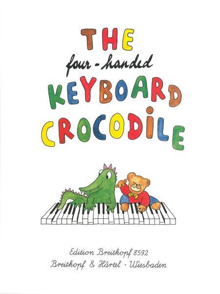 The Four-handed Keyboard Crocodile