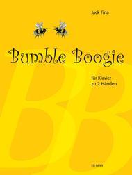 Bumble Boogie fur Klavier