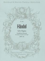 Salve Regina HWV 241