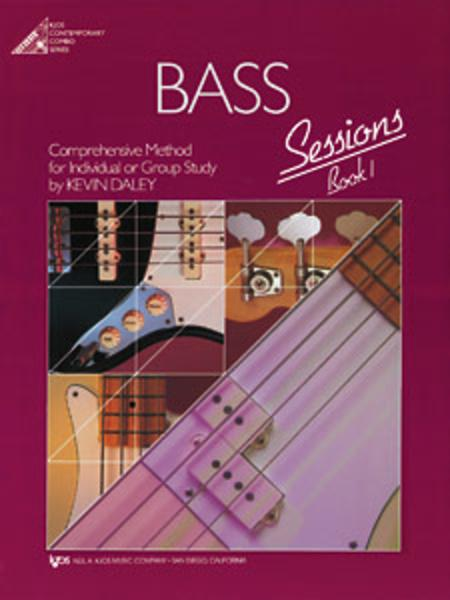 Bass Sessions Book 1 (With CD)