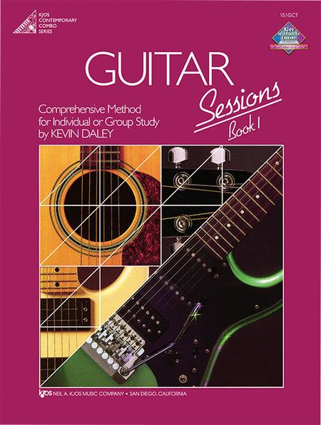 Guitar Sessions-Book 1 (Book & CD)