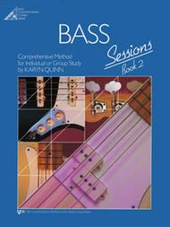 Bass Sessions, Book 2 (With CD)