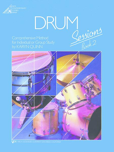 Drum Sessions, Book 2