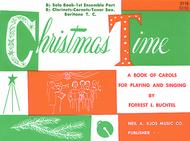 Christmas Time - 1st Ensemble Bb Book