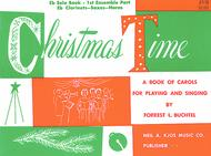 Christmas Time- 1st Ensemble Eb Book