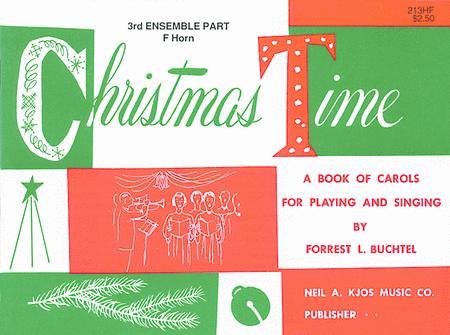 Christmas Time - 3rd Ensemble F Hn Book