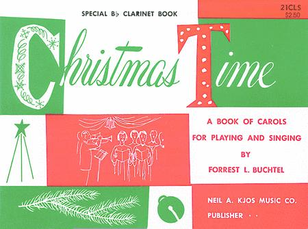 Christmas Time - Special Bb Cl Book