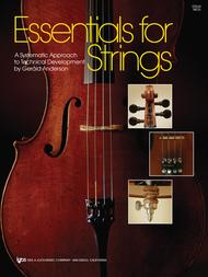 Essentials For Strings - Cello