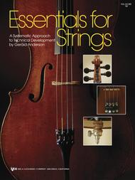 Essentials For Strings - Violin