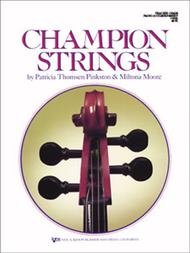 Champion Strings - Tch Gd/Pa Accmp