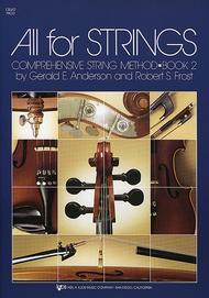 All For Strings Book 2 - Cello