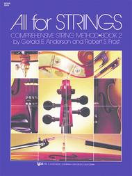 All For Strings - Book 2 (Violin)