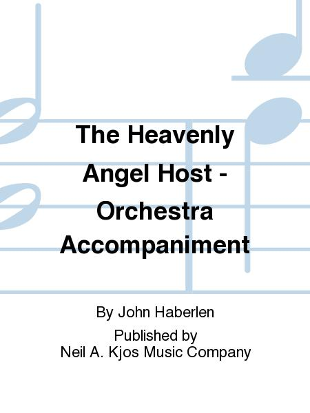 The Heavenly Angel Host - Orchestra Accompaniment