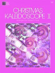 Christmas Kaleidoscope, Book 2 - Violin