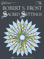 Sacred Settings - Clarinet/Trumpet