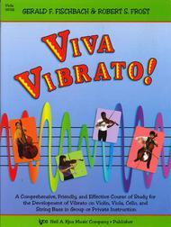 Viva Vibrato! - Viola