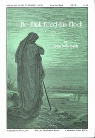 He Shall Feed His Flock
