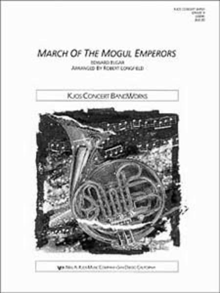 March of the Mogul Emperors - Score