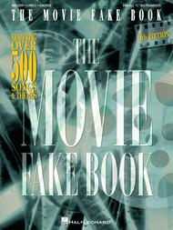 The Movie Fake Book - 4th Edition