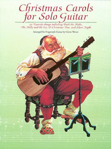 Christmas Carols for Solo Guitar
