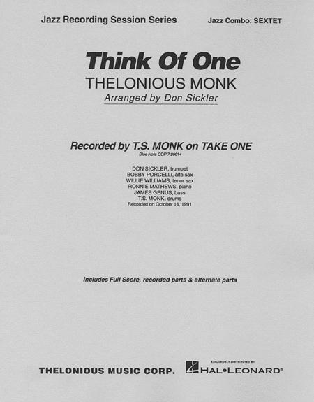 Think of One