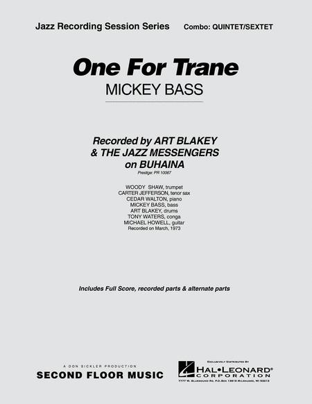 One for Trane