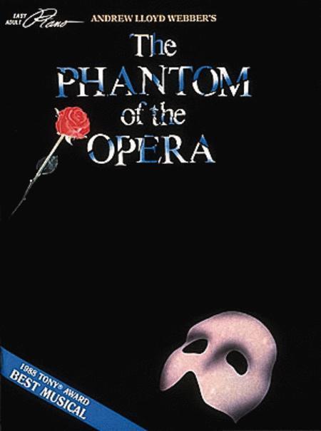 Phantom Of The Opera - Easy Piano