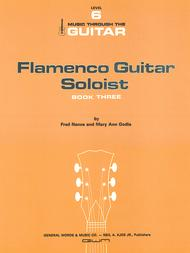 Flamenco Guitar Soloist, Book 3