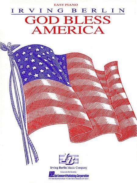 God Bless America - Children's Edition - Easy Piano