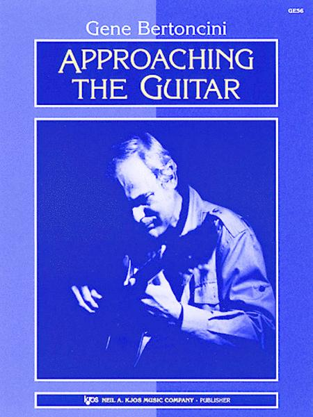 Approaching The Guitar