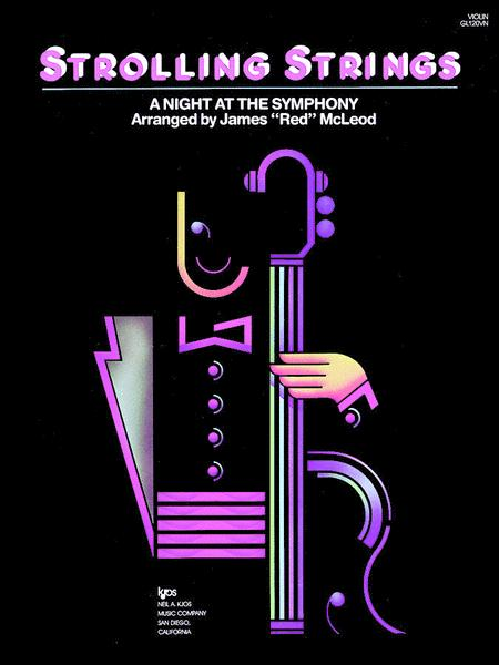 Night At The Symphony - A-Violin