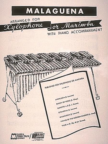 Malaguena - Percussion/Piano/Xylophone/Marimba
