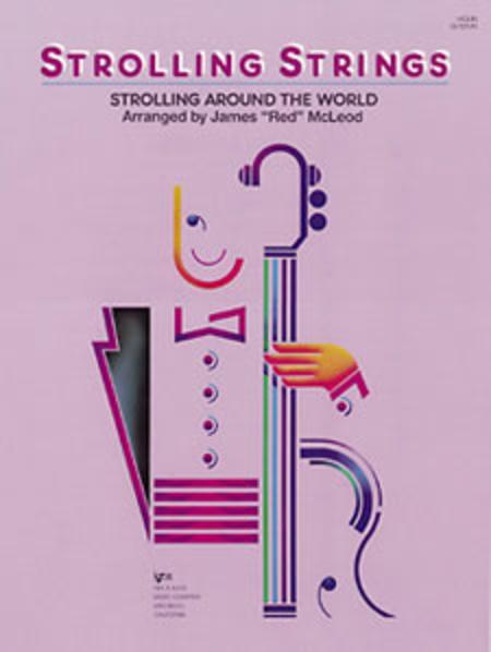 Strolling Around the World - Cello
