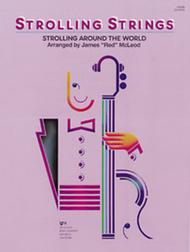 Strolling Around the World - String Bass