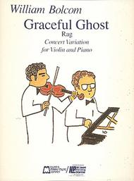Graceful Ghost Rag - Concert Variation
