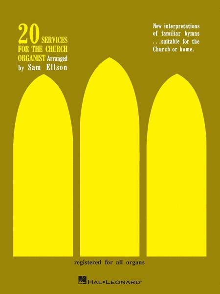 20 Services for the Church Organist