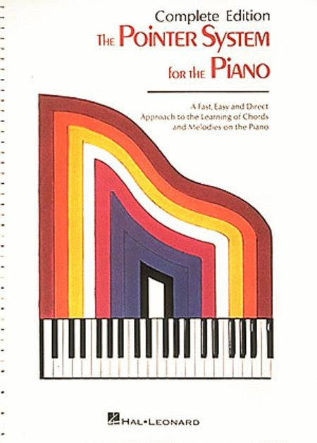 Pointer System For Piano - Complete Pointer System Edition