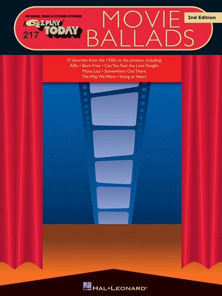 E-Z Play Today #217 - Movie Ballads
