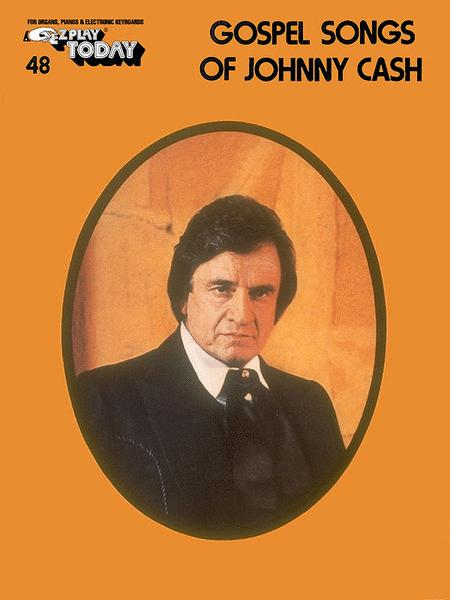 E-Z Play Today #048 - Gospel Songs of Johnny Cash