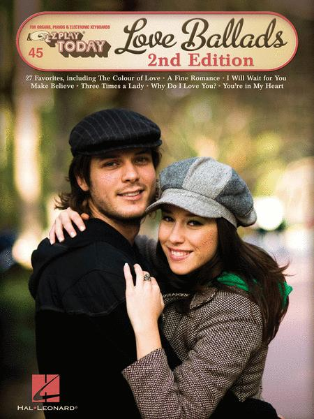 Love Ballads - 2nd Edition
