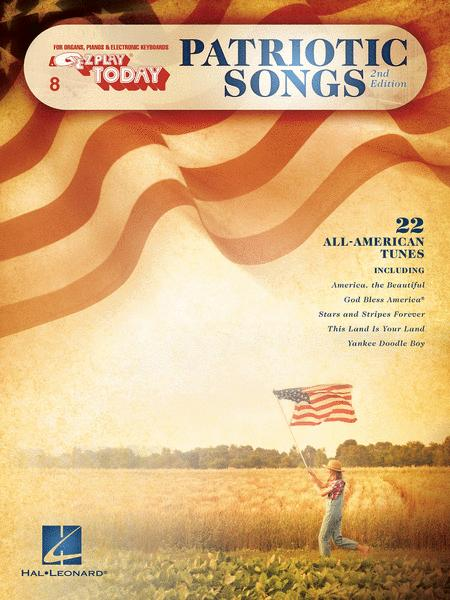 E-Z Play Today #8 - Patriotic Songs