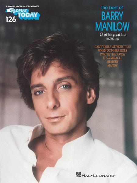 E-Z Play Today #126 - Best of Barry Manilow