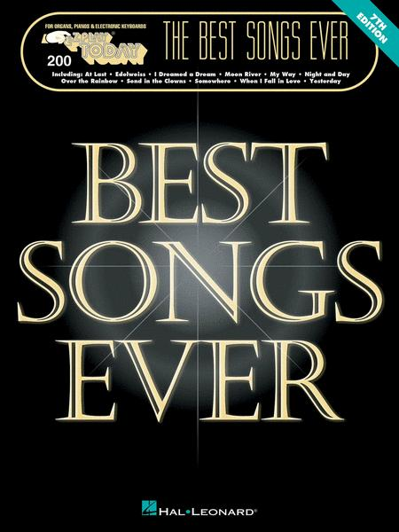 E-Z Play Today #200 - The Best Songs Ever (Revised)