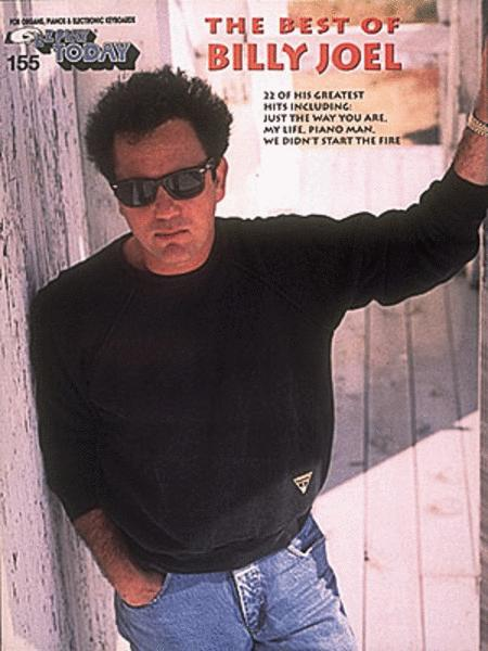 E-Z Play Today #155 - The Best of Billy Joel